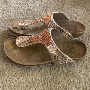 Sam Edelman sandals like birkenstocks